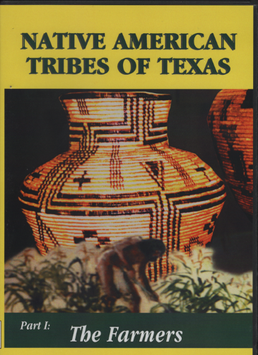 Native American tribes of Texas - Farmers